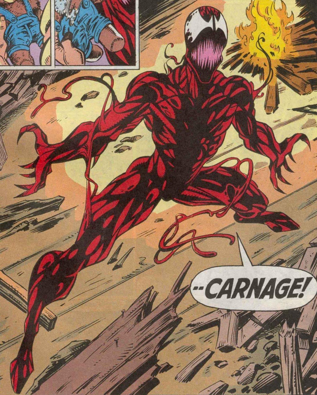 Carnage Marvel