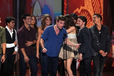 Cast @ 2010 Teen Choice Awards