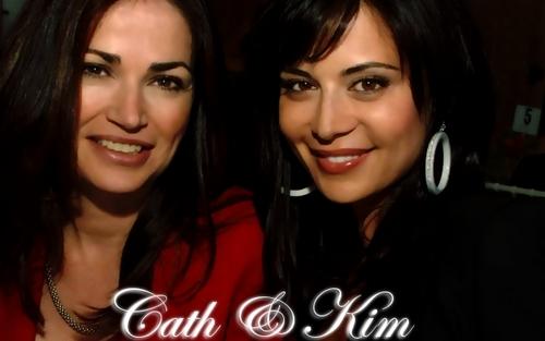Catherine & Kim