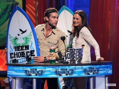Chace & Leighton Teen Choice Awards 2010