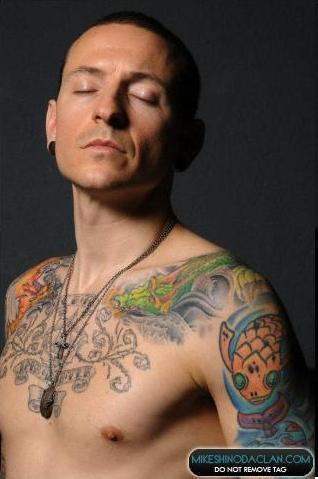 Chester 문신