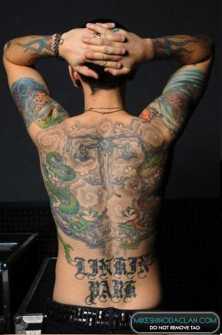 Chester Tattoos