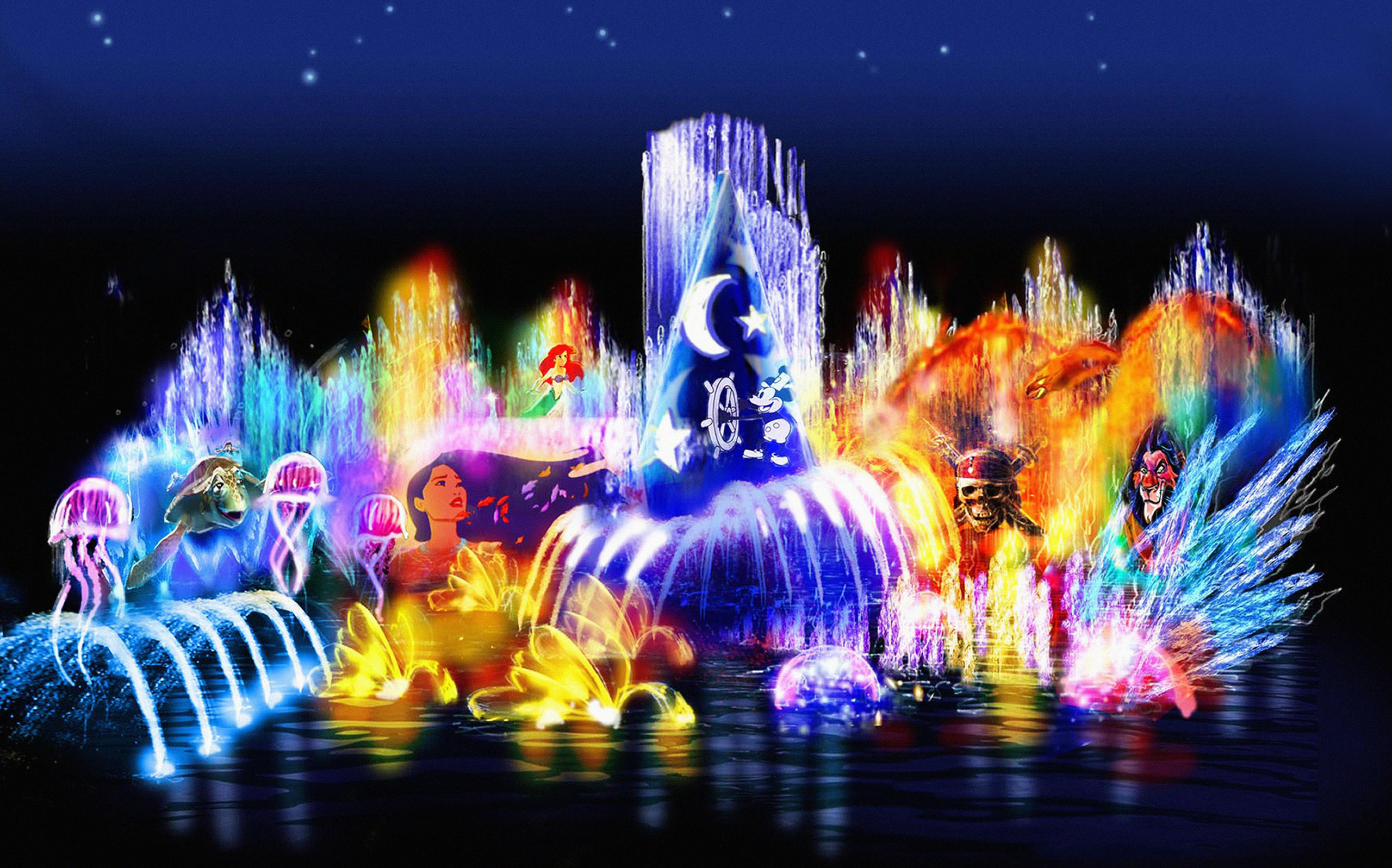 World Of Color Wallpapers WallpaperPulse