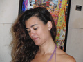 Cote de Pablo (Ziva) in Nice, France 6-6-10