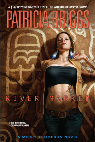 Cover for River Marked