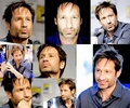 David comic con 2010 picspam - david-duchovny fan art