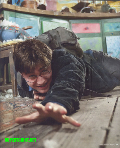 Deathly Hallows EW Scan