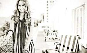 Debby Ryan H Mag Photoshoot 2010