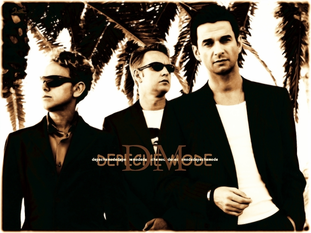 Depeche Mode - Depeche Mode Wallpaper (14657742) - Fanpop
