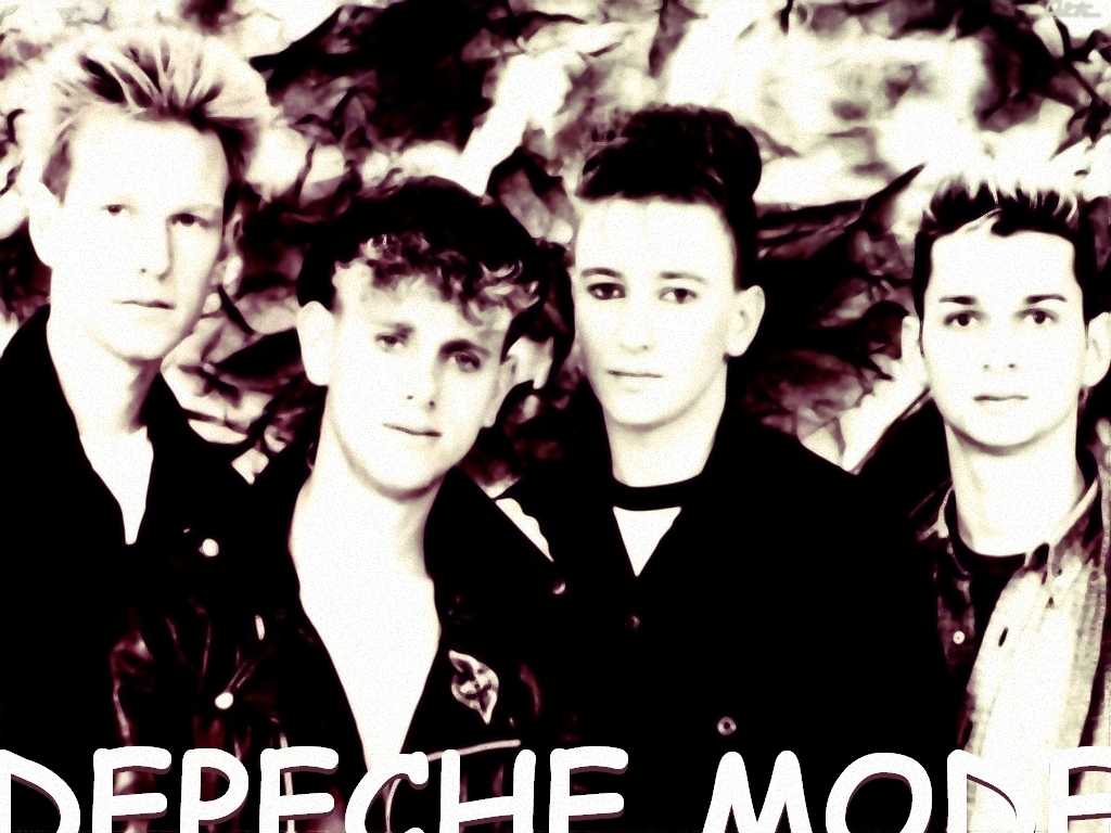 Depeche Mode - The Singles 81---andgt;85