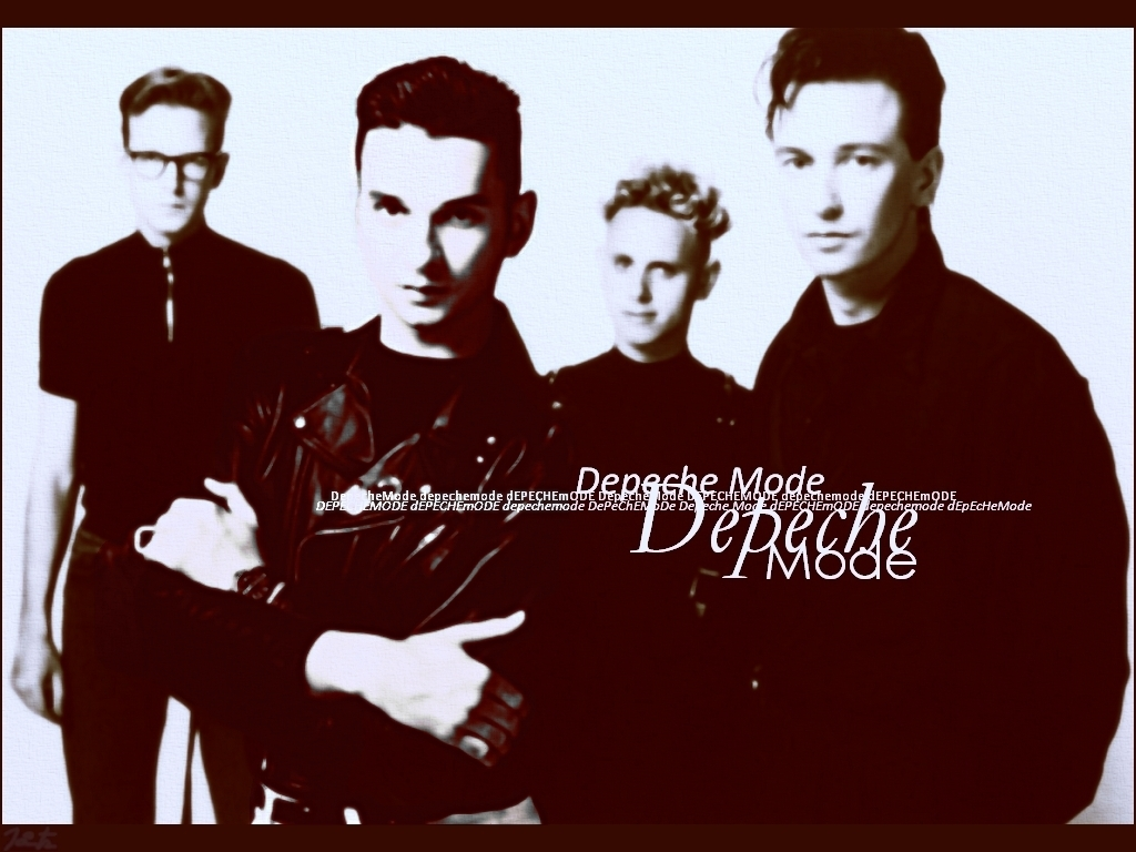 Depeche Mode - Depeche Mode Wallpaper (14657890) - Fanpop