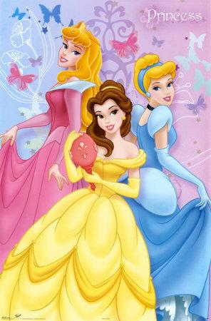 Дисней Princess