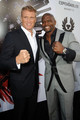 Dolph Lundgren & Terry Crews - the-expendables photo