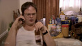 Dwight in wife beater...sexy
