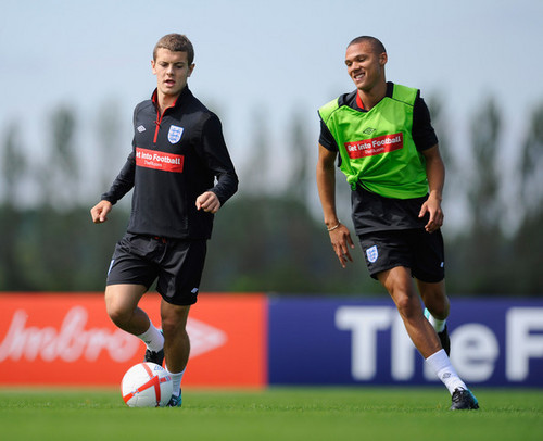 England Training (August 9)