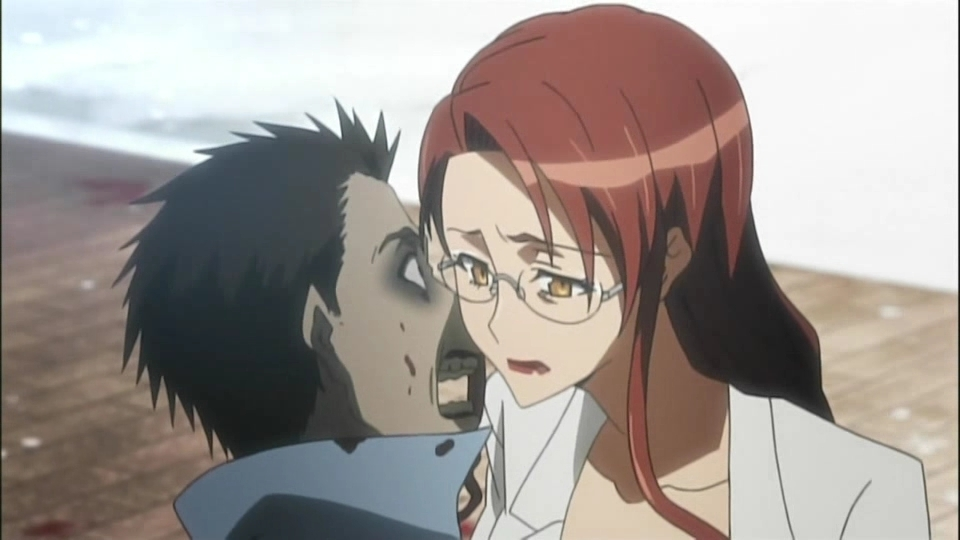 Highschool of the Dead Episode 1 - Spring of the Dead