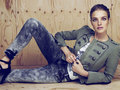 Etam Fall 2010 Campaign - natalia-vodianova photo