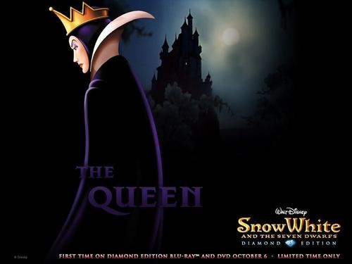 Disney Villains wallpaper entitled Evil Queen