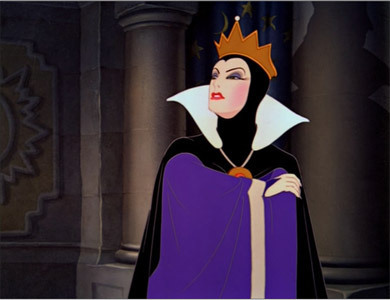 cattivi Disney wallpaper called Evil Queen