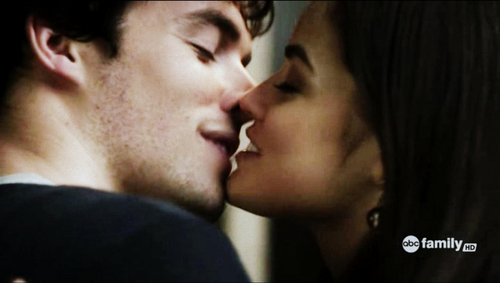 Ezra/Aria - Ep.1 - ezra-and-aria Photo