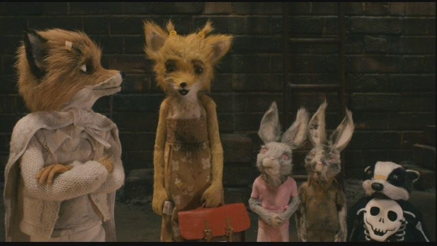 Fantastic Mr. Fox imag... The Fantastic Mr Fox Cast