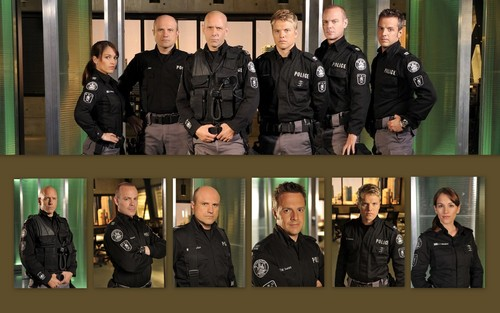 Flashpoint wallpaper called Flashpoint wallpaper - Cast