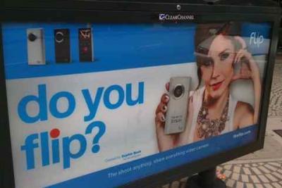Flip Phone Ad