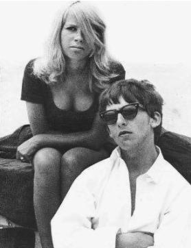 George and Astrid Kirchherr