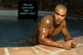 Get wet? - shemar-moore photo