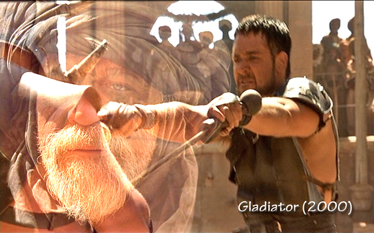 a discussion on how realistic the movie gladiator is Patrick mccoy's review of gladiator this movie was great i saw it the first weekend that it came out, and so did a lot of people whom i know.