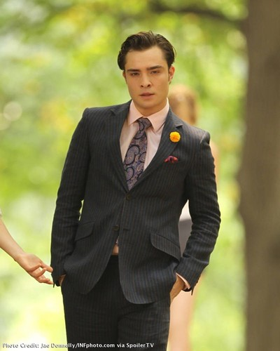 Gossip Girl - 25+ New Set Photos(Chuck)