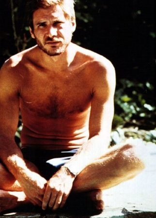 Harrison Ford वॉलपेपर titled Harrison speedo