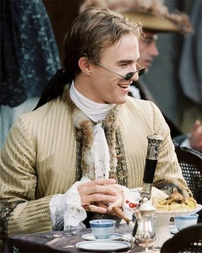 Heath as Casanova