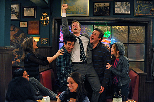 How I Met Your Mother Season Five