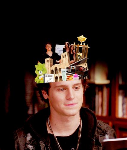 Inside the mind of...