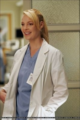 karakter wanita di tv wallpaper entitled Izzie Stevens - Greys Anatomy