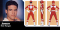Jason - mighty-morphin-power-rangers photo
