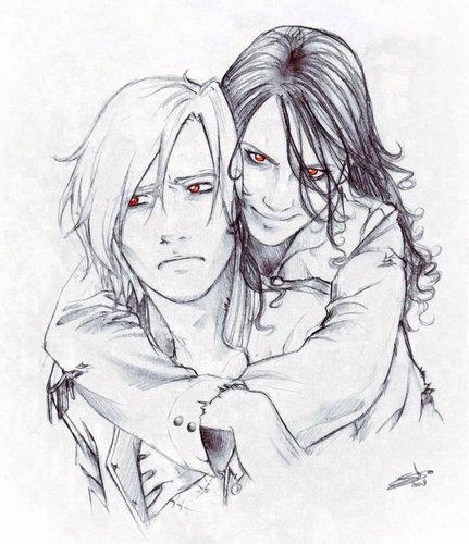 Jasper and Maria