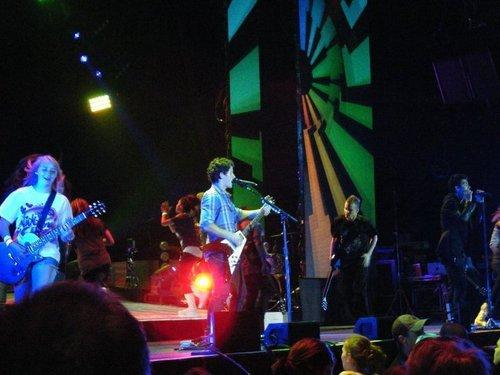 Jonas Brothers 음악회, 콘서트