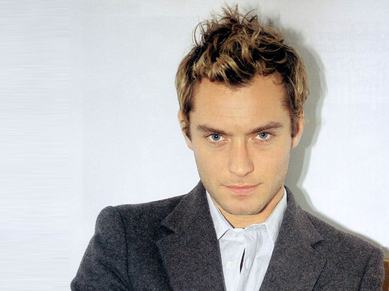 Jude Law - Jude Law Wallpaper (14652025) - Fanpop Jude Law