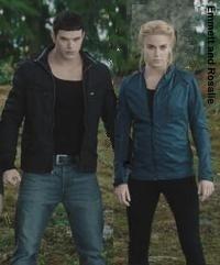 Kelan and Nikki (Emmett and Rosalie) Scenes in 'Eclipse'