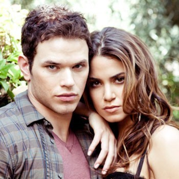 Nikki Reed & Kellan Lutz wallpaper called Kellan and Nikki Photoshoots