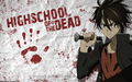 highschool-of-the-dead - Komuro wallpaper