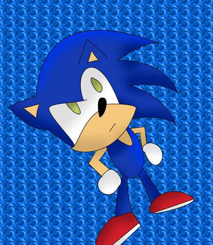 哈哈 Sonickku