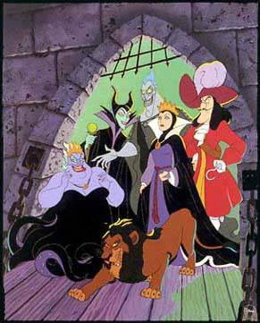 Disney Villains wallpaper titled Maleficent