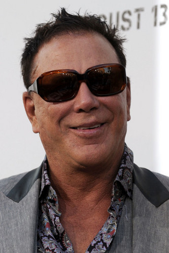 Mickey Rourke - the-expendables Photo