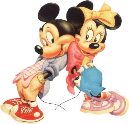 Micky and minny