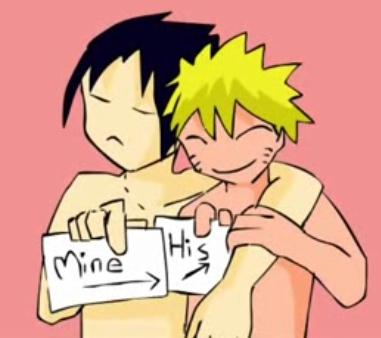 Mine! His!
