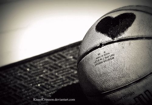 My Photography- Liebe of basketball