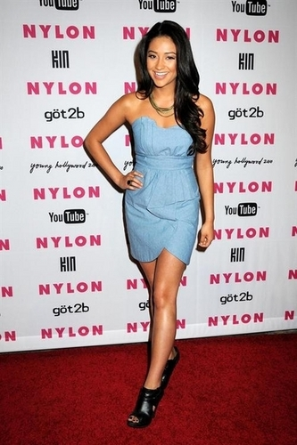 NYLON Magazine & te Tube Young Hollywood Party